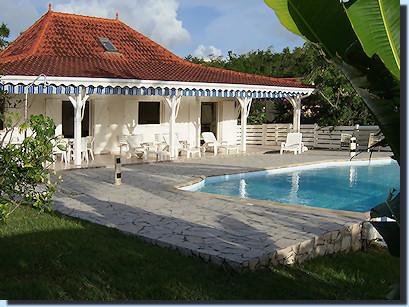 Location De Villas En Martinique Villa Standing Diamant  Site